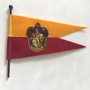 Harry Potter Gryffindor Pennant (broken)